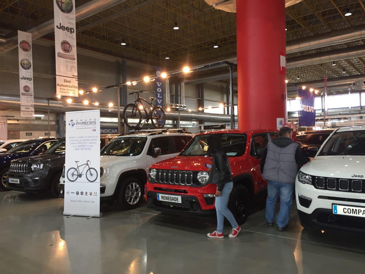 Firauto abre sus puertas otro año más como el evento más importante de vehículo nuevo y vehículo de ocasión