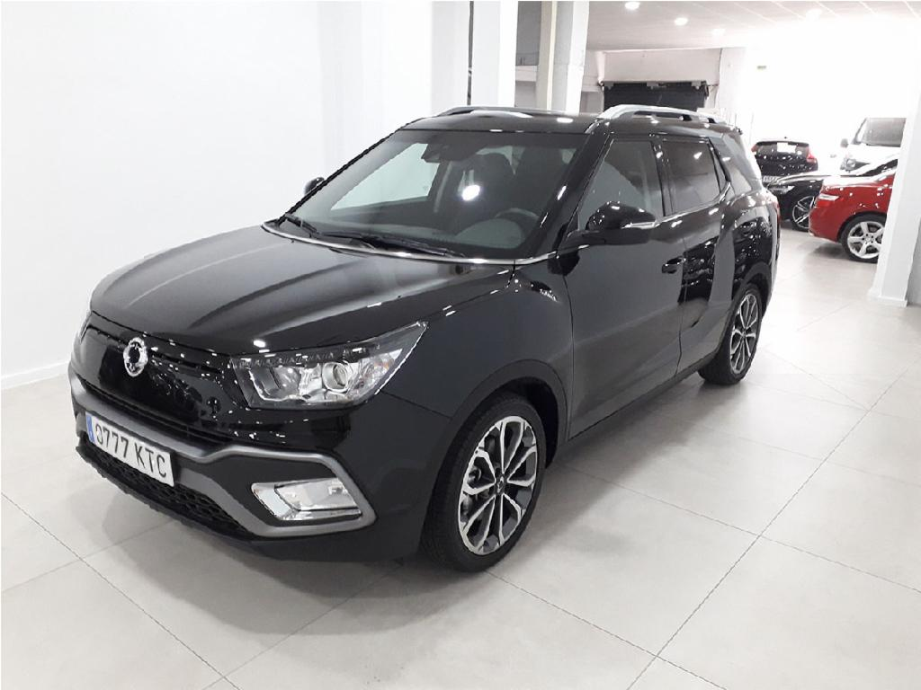 SSANGYONG XLV 1.6 G16 LIMITED AUTO 5P