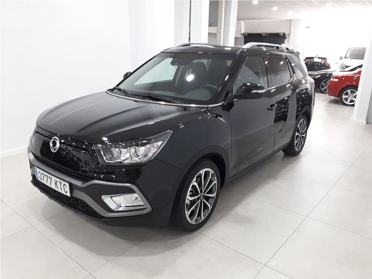 SSANGYONG XLV 16G LIMITED MY18